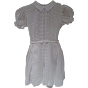 SOLD Child's Communion Dress - Red Tag Sale Item
