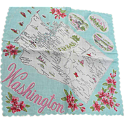 Washington State Handkerchief