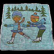 Despose Skating Handkerchief
