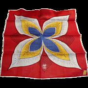 Kimball Linen Handkerchief