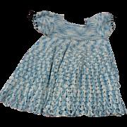 Crochet Childs Dress