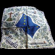 Alaska 49th State Handkerchief