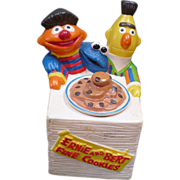 Sesame St. Cookie Jar