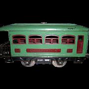 Lionel Observation Train Car