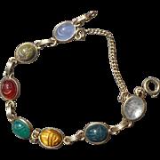 Scarab GF Bracelet