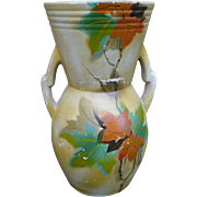 Royal Crown Leaf Vase