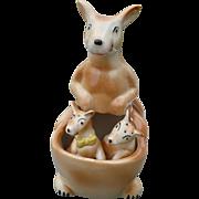Kangaroo Salt & Pepper Set