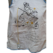Child's Fishing Apron