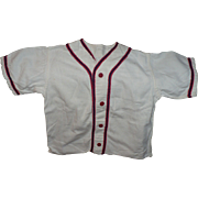 Child's Baseball Shirt