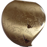 SALE Elgin American Heart Compact