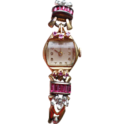 Hydepark Womens Deco Watch