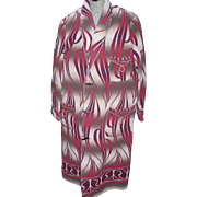 1940's Pendleton Robe Coat