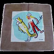 Sansone Fisherman Hankderchief