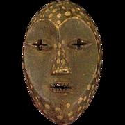Rare Lega Mask,  DRC