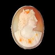 Shell Cameo - Diana - Early 19th Century