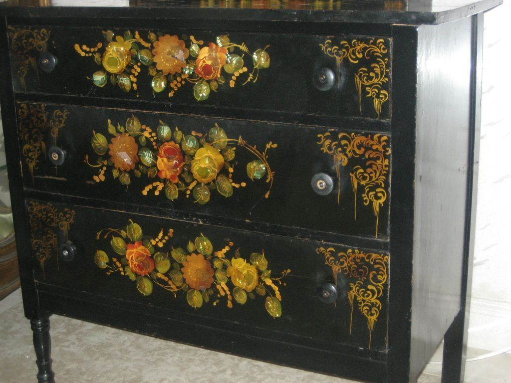 furniture hand painted antique victorian furniture hand painted ...