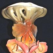 ROYAL DUX - Austria Sculpted Flowers - Vase