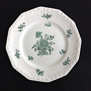 SOLD Rosenthal Germany Maria shape Greenhaven Luncheon Plates - Set of Three