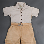 SALE Kladezee Little Boy Onsie Play Suit 1920's *5