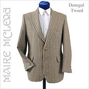 SALE Vintage Donegal Tweed Men's Sport Coat Jacket Magee, Moriartys  - 38-39S