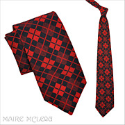 SALE 1970's Wembley Argyle Men's Tie 4""