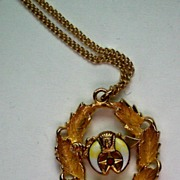 Shriners Ladies or Men's Pendant Necklace