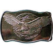 SALE American Eagle Metal Belt Buckle