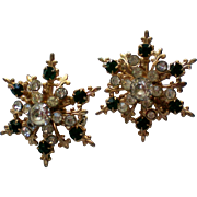 SALE Snowflake Multi-layered Scatter Pins for Winter Holidays