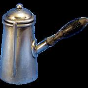 Vintage Sterling 1939 Miniature Teapot Tea Kettle