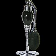 1928  DeVilbiss Art Deco Perfume Atomizer