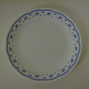 Corelle Morning Blue Dinner Plate