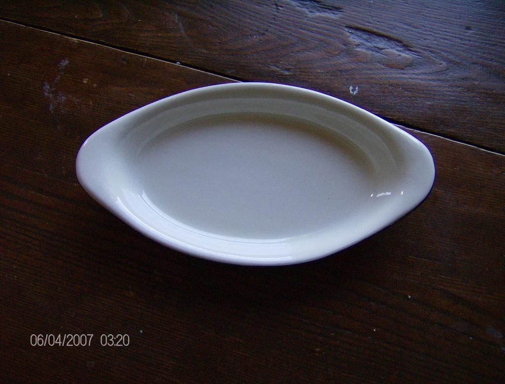 Hall Tab Handled Au gratin Dish #521
