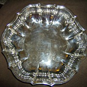 Chippendale Round Vegetable Bowl by International Silver
