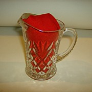 EAPG Cream Pitcher