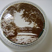 Glass Paperweight - St. Anthony Falls
