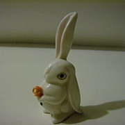 Enesco Bunny with Flower