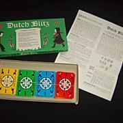 """""""Dutch Blitz"""" ~ A Pennsylvania Dutch Card Game"""