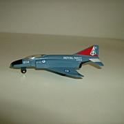 Matchbox Die Cast Airplane ~ SB-15 Phantom F4E ~ Royal Navy