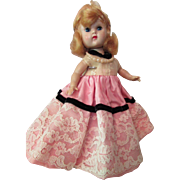 SALE Ginny Vogue Doll Strawberry Blonde Walker Patent 1954