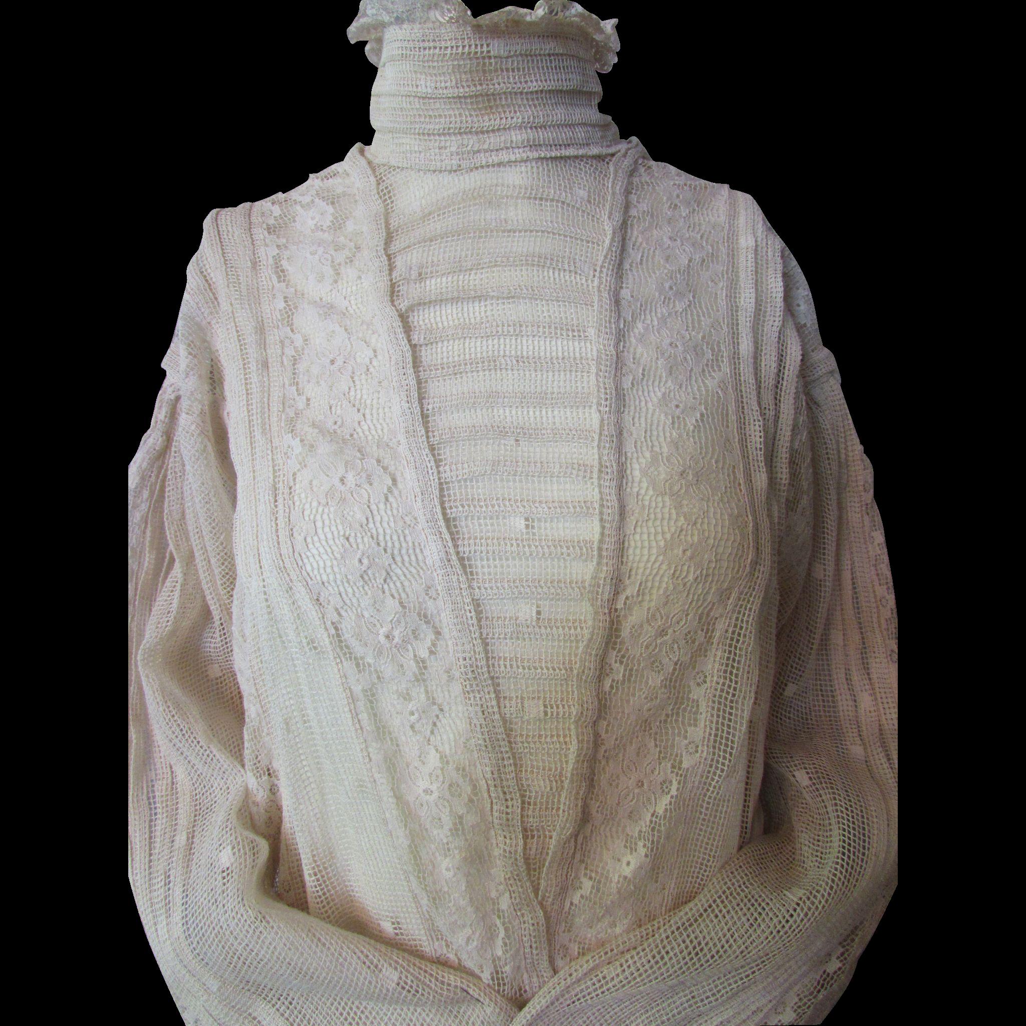 Victorian Vintage Blouse 101