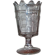 EAPG 1876 Liberty Bell Spooner by Adams & Company