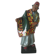 Royal Doulton Figurine - The Carpet Seller -
