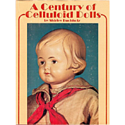 Doll Reference Book! A Century of Celluloid Dolls!  Shirley Buchholz