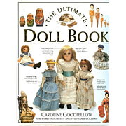 Doll Reference Book!  The Ultimate Doll Book!  Cockrill, Dorothy Evelyn Coleman