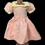 Vintage Madame Alexander Maggie Doll Orig Dress!