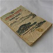 Crepe Book Japanese Months Vol. 1 Color Woodblock Prints