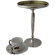 Shreve San Francisco Sterling Tall Compote or Tazza