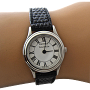 Tiffany & Co Portfolio Ladies Watch in Case Swiss Quartz