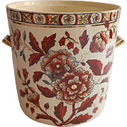 Spice Color Decoration Antique Biscuit Barrel No Lid China