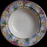 Chintz Margeurite Grimwades Royal Winton Vintage China Butter Dish Base Round